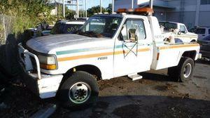 Ford F450 Super Duty Tow Truck 25,526 original miles! for Sale in Miami, FL