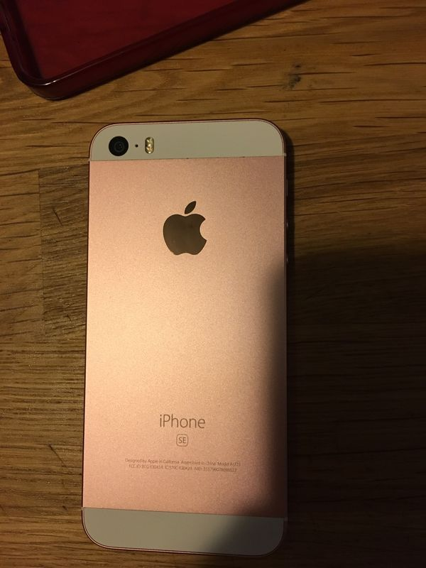 iPhone 5 SE 16Gb Rose Gold Sprint Like New