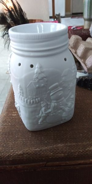 Let It Snow Scentsy Warmer for Sale in Saint Petersburg, FL