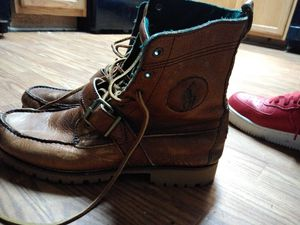 Polo Ranger boots for Sale in Raleigh, NC