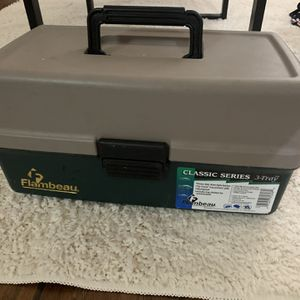 Tackle Box for Sale in Fremont, CA
