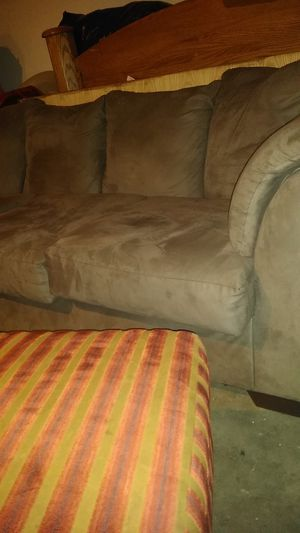 Living room couches. 2 matching couch for $400, for 1 $200. In very good condition. for Sale in Anchorage, AK