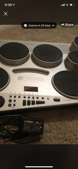 Yamaha Electronic Drum Set for Sale in Westerville, OH