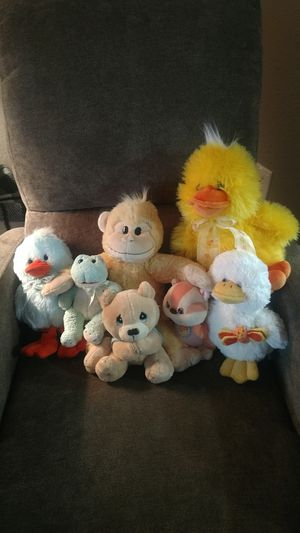 Stuffies for Sale in Puyallup, WA