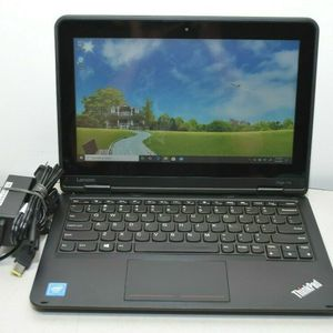 Lenovo Thinkpad Yoga 11e Laptop / Intel Celeron Quad Core, Windows 10, 250GB Hard Drive & 8GB Of Ram for Sale in Anaheim, CA