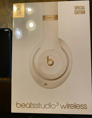 Sealed Beats Studio 3Wireless Headphones Porcelain Rose for Sale in Clovis, CA