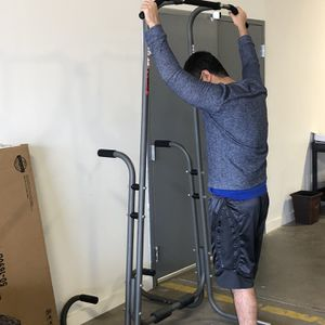 New In Box Pull Up And Dip Station for Sale in Fort Worth, TX