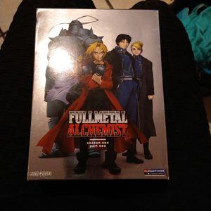 Fullmetal alchemist Season 1 Part 1 for Sale in Atwater, CA