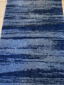 Safavieh Retro Gertjedine Distressed Modern Abstract Rug 3' x 5' - Light Blue/Blue for Sale in Columbus,  OH