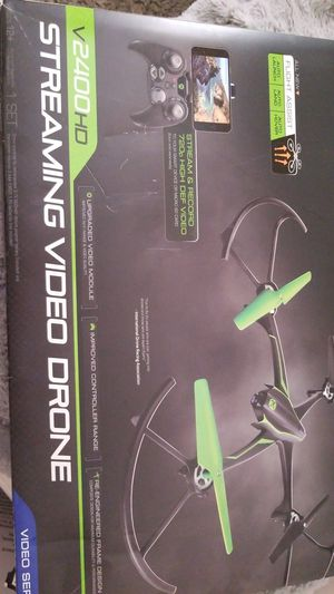 Video Drone only used two time. Everything included for Sale in Mableton, GA