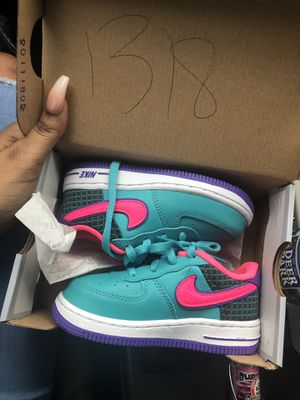 Size 8 toddler Air Force one for Sale in North Bethesda, MD