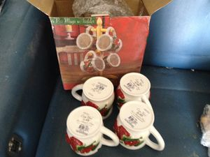 Strawberry table set new in the box never used and a wonderfull mother gift for Sale in Jacksonville, FL