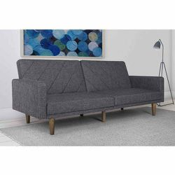 DHP Pin Tufted Transitional Futon, Convertible Sofa Couch for Sale in Dearborn,  MI