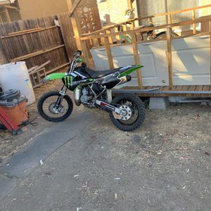 Kx85 And Kx250 for Sale in Stockton, CA
