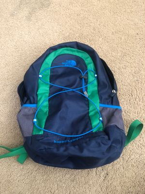 Kids North Face Happy Camper backpack for Sale in Bothell, WA