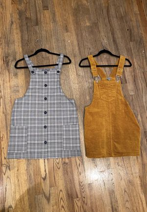 Overall dresses size M for Sale in West Covina, CA