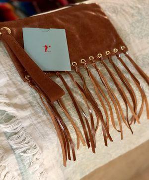 Buy Me! HOBO Cass Fringe Wristlet for Sale in Austin, TX