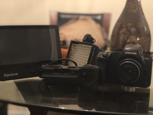 Samsung nx1 camera for Sale in Houston, TX