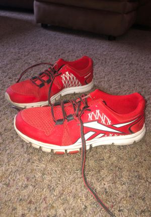 Reebok Training Shoes (Size 10.5 in men's) for Sale in Phoenix, AZ
