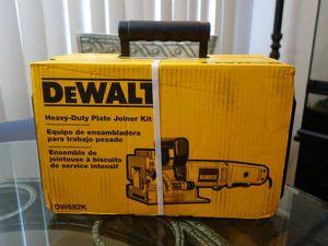 Dewalt Corded Plate Joiner for Sale in Citrus Heights, CA