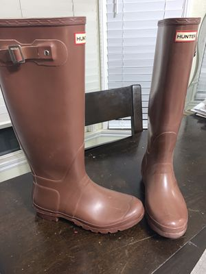 Hunter Boots SZ9 for Sale in Lawndale, CA