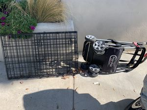 Dog cage / Baby stroller for Sale in Dana Point, CA