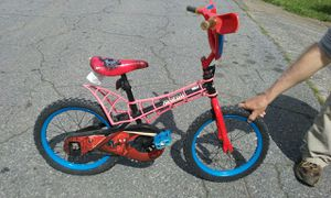 "Huffy Spiderman 16"" bike for Sale in Smyrna, GA"
