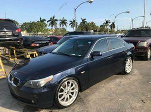 2006 BMW 525i for Sale in Miami, FL