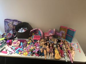 Take all for $160 barbie, MLP, BAB for Sale in Lemont, IL