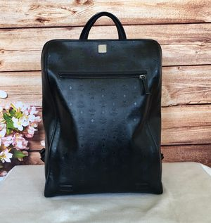MCM Black Backpack with Removable Pouch for Sale in Castro Valley, CA