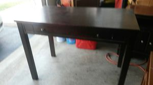 Beautiful solid solid cherry wood desk for Sale in Silver Spring, MD