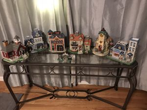 Olde World PartyLite village for Sale in SEATTLE, WA