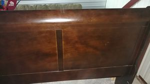 Queen size bed frame for Sale in Frankfort, NY
