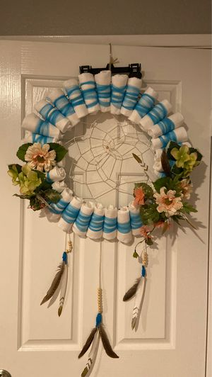 Diaper wreath for Sale in Ontario, CA