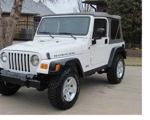 Great Offer 2005 Jeep Wrangler Rubicon PreRunner FWDWheels for Sale in Bellevue, WA