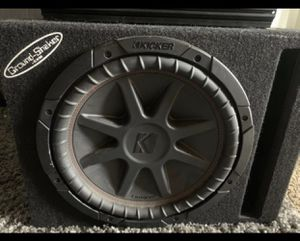 """12 """" speaker competition for Sale in Rancho Cucamonga, CA"""
