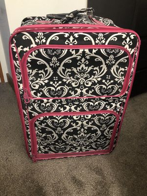 """25"""" Fashion Upright Suitcase for Sale in Los Angeles, CA"""