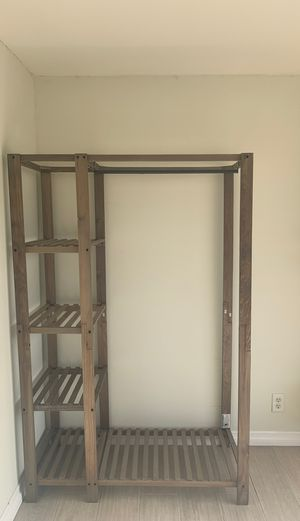 Open closet and shelves for Sale in San Dimas, CA