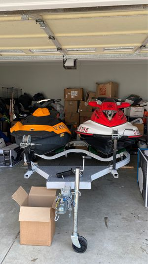2014 Sea Doo Spark 3up 90 & 2006 Sea Doo Rxt for Sale in Oakley, CA