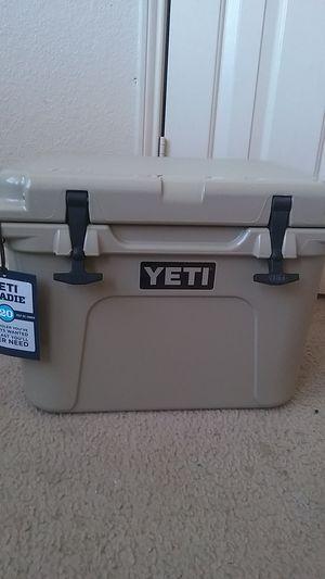 Yeti Roadie Brand New/Unused $140 for Sale in Austin, TX