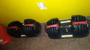 Bowflex dial weights for Sale in Las Vegas, NV