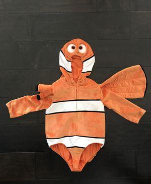Finding Nemo costume xxs- size 2/4 for Sale in Gilbert, AZ