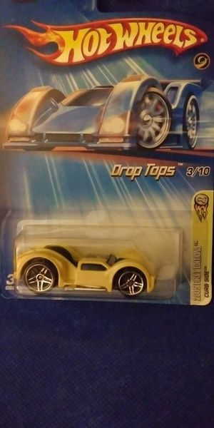 Hot Wheels Drop Tops 2005 First Edition Curbside for Sale in Clovis, CA