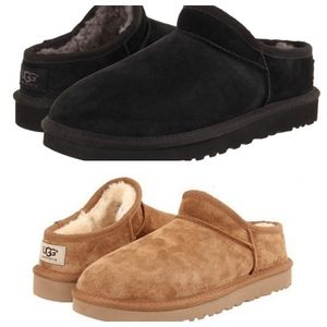 UGG Australia Classic Suede Slipper House Shoe Size US 10 Chestnut Or Black for Sale in Boulder, CO