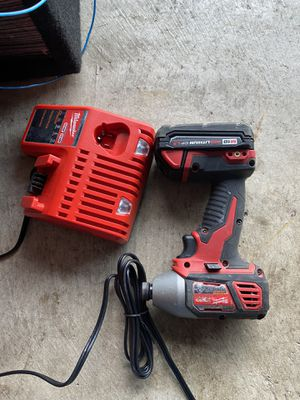 IMPACt Battery and charger for Sale in Pickerington, OH