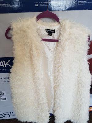 Fur vest for Sale in Tampa, FL