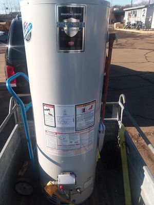 Weekend Special! 50 Gallon Gas Water Heater w/Delivery and Install for Sale in Beltsville, MD