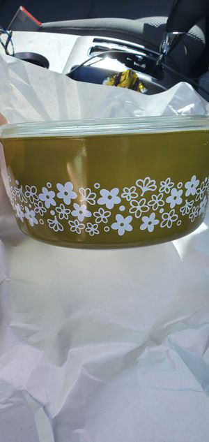 1972 Vintage Pyrex Spring Blossom for Sale in Chicago, IL