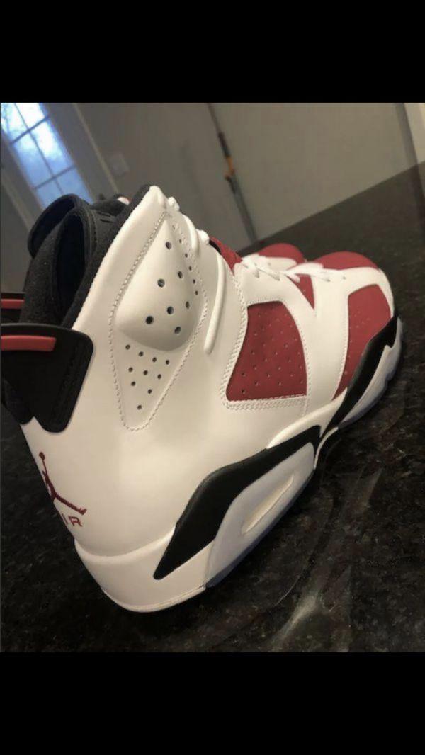 Nike JORDAN CARMINE 6s