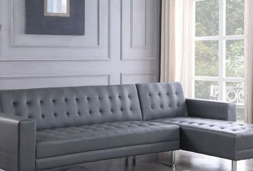 Bobby Gray Reversible Sectional VENDORHAPPY HOMES for Sale in Houston,  TX